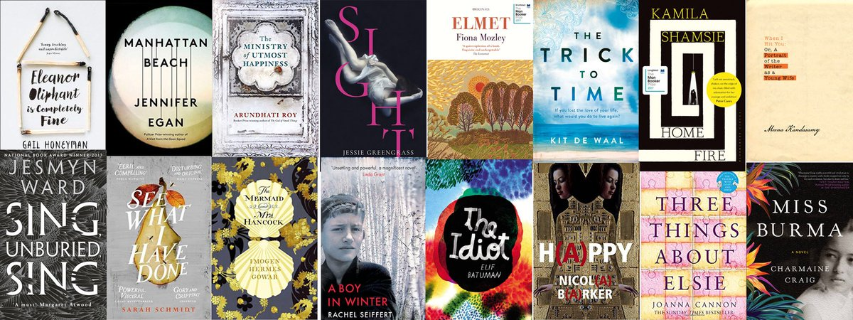 Image result for 2018 womens prize longlist