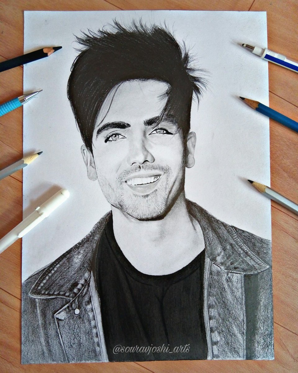 Finalwork hardysandhu graphite and charcoal pencil sketch on a4 size paper time taken 10 hourspic twitter com kkos6aitha
