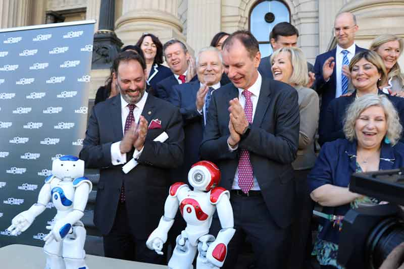 Victoria launches All-Party Parliamentary Group on Artificial Intelligence https://t.co/vKud18vZwX https://t.co/c2IHmGyHwC