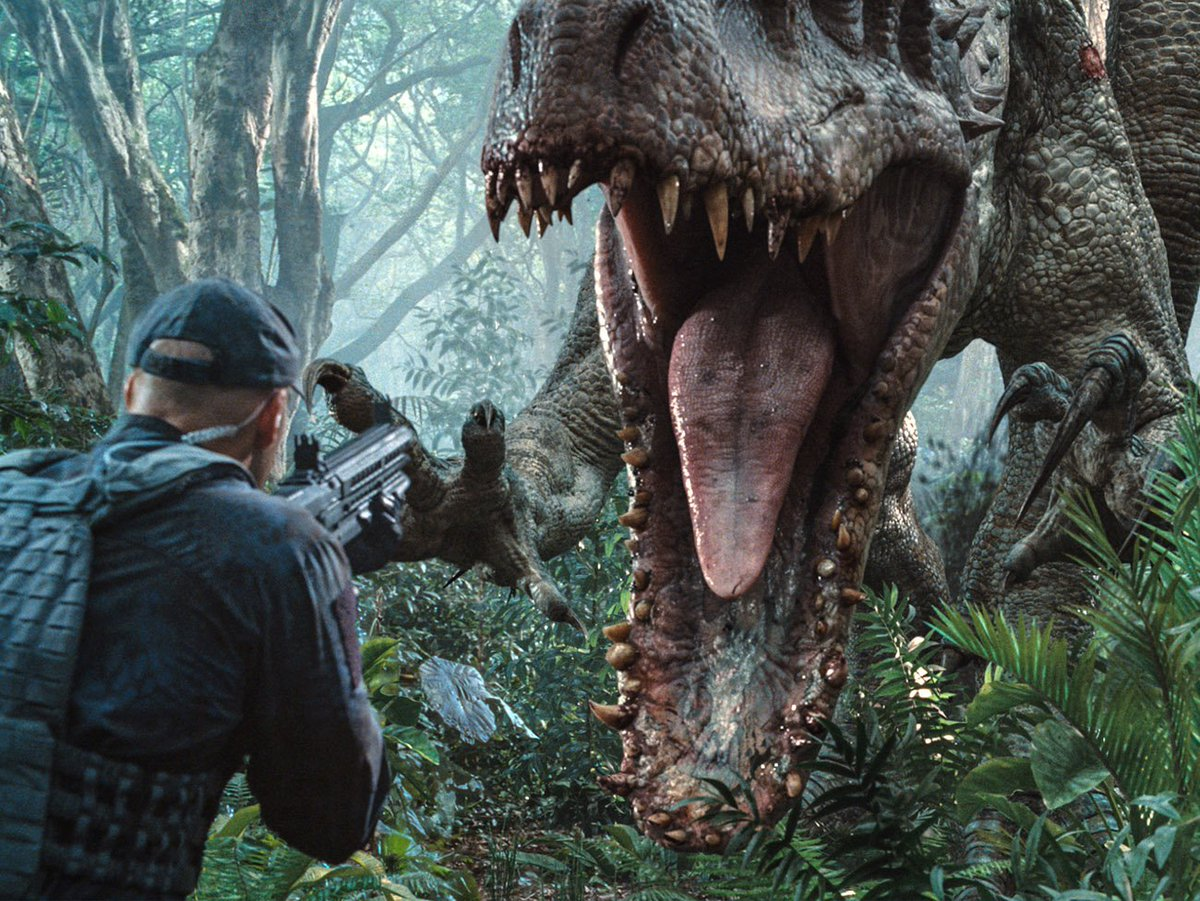 An Absurd New AR Game Based On #JurassicWorld Is Due Out Soon: https://t.co/ewAfyEPDCx
