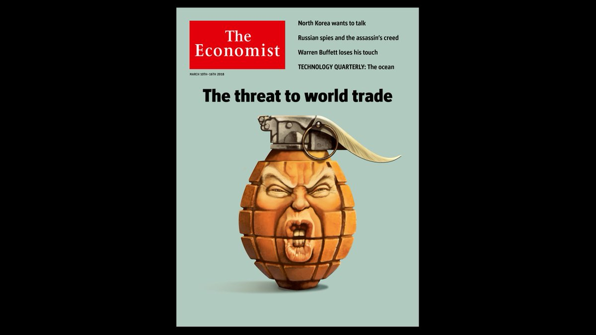 Donald Trump's import tariffs put the global trading system in grave danger. Our cover this week