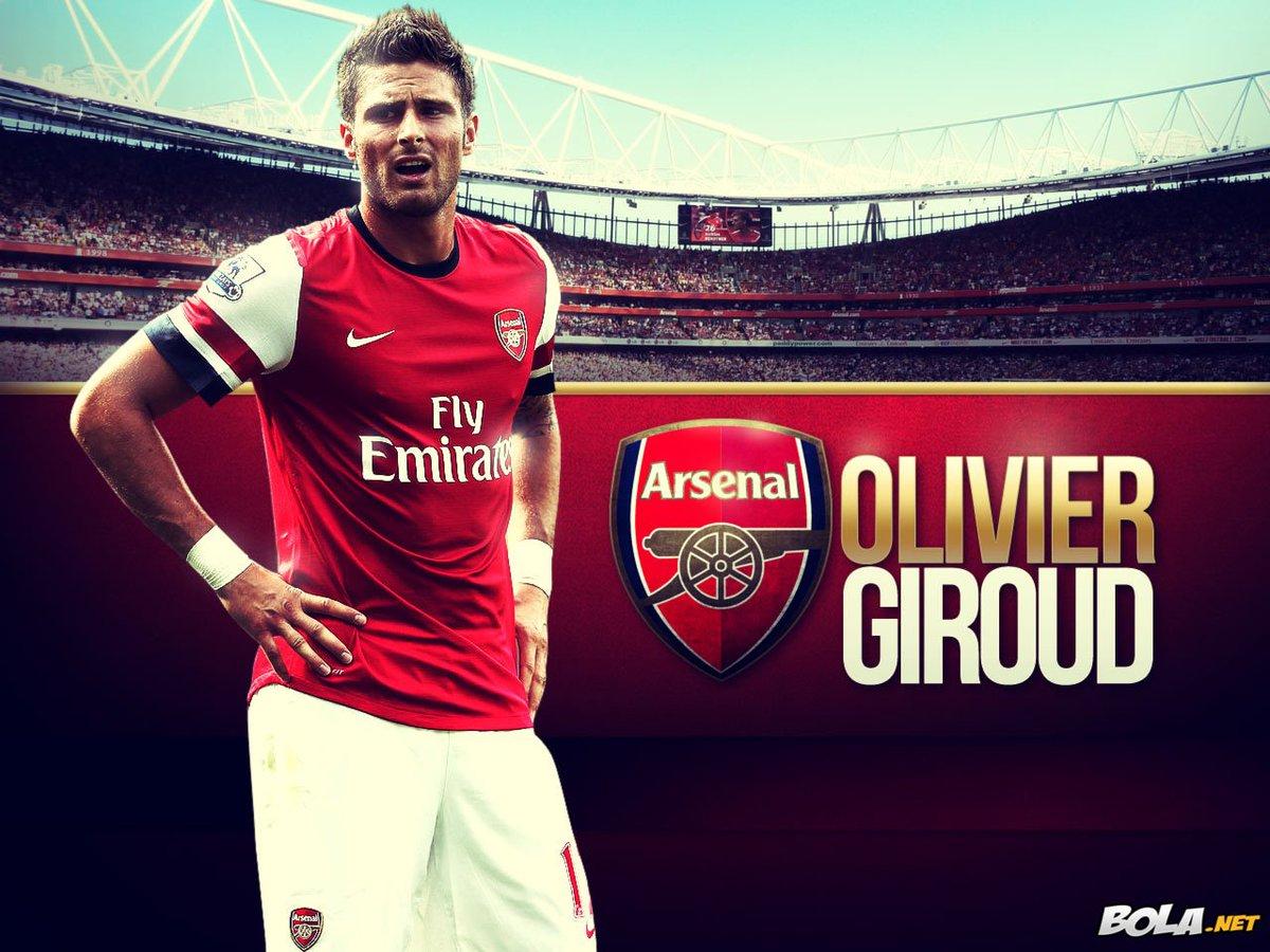 goo.gl/KqicmP - Ditinggal Giroud, Arsenal Tak Lagi Reggae