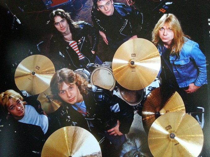 Happy Birthday Clive Burr! Never forget you!