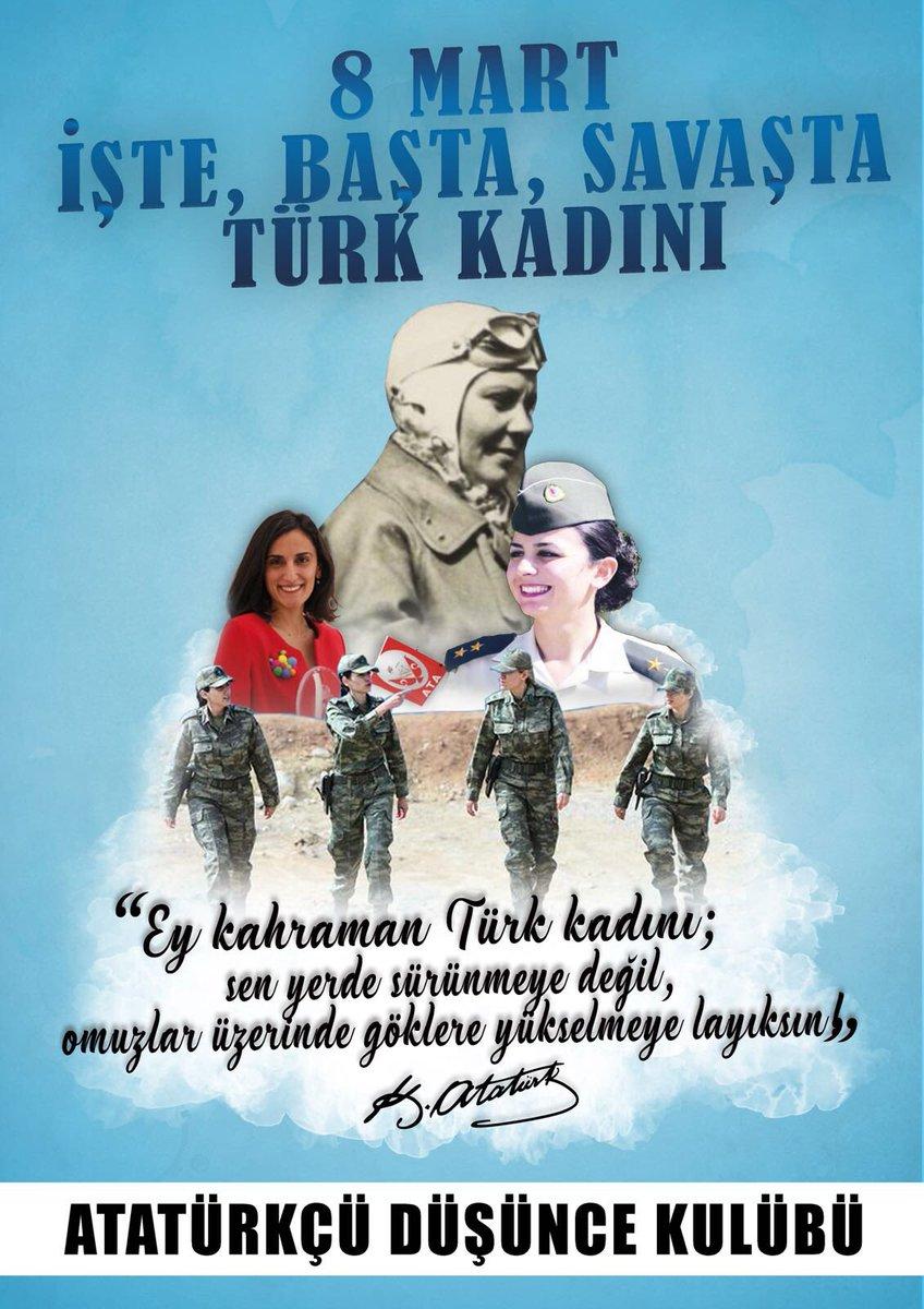 Atatürkçü Düşünce K På Twitter Ey Kahraman Türk Kadını Sen