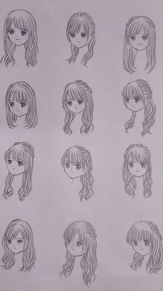黒腹ちゃん On Twitter 宇垣アナの髪型が毎度かわいいから年賀状に