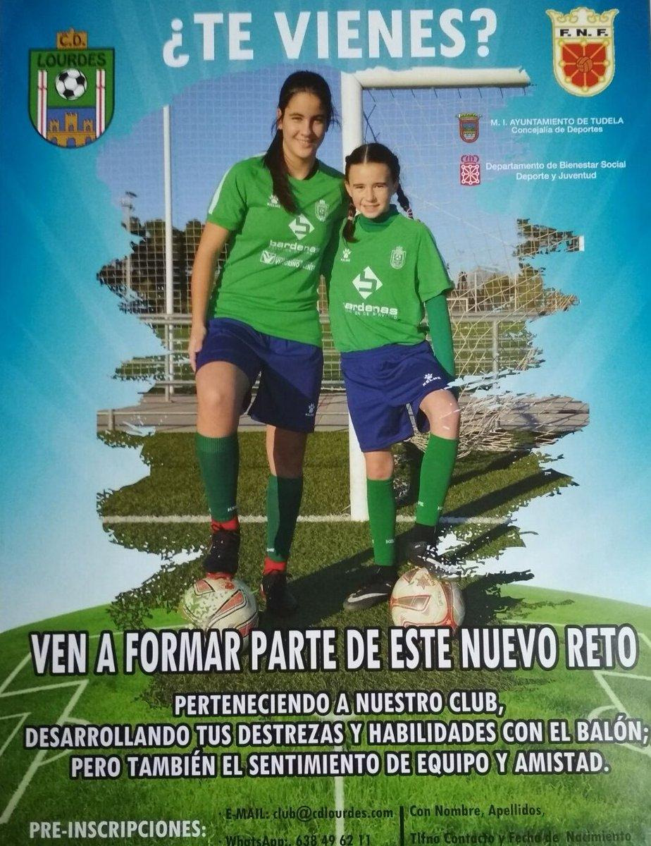 Desde La Banda - Fútbol Navarro (DLB-FN) | Club Deportivo Lourdes de Tudela