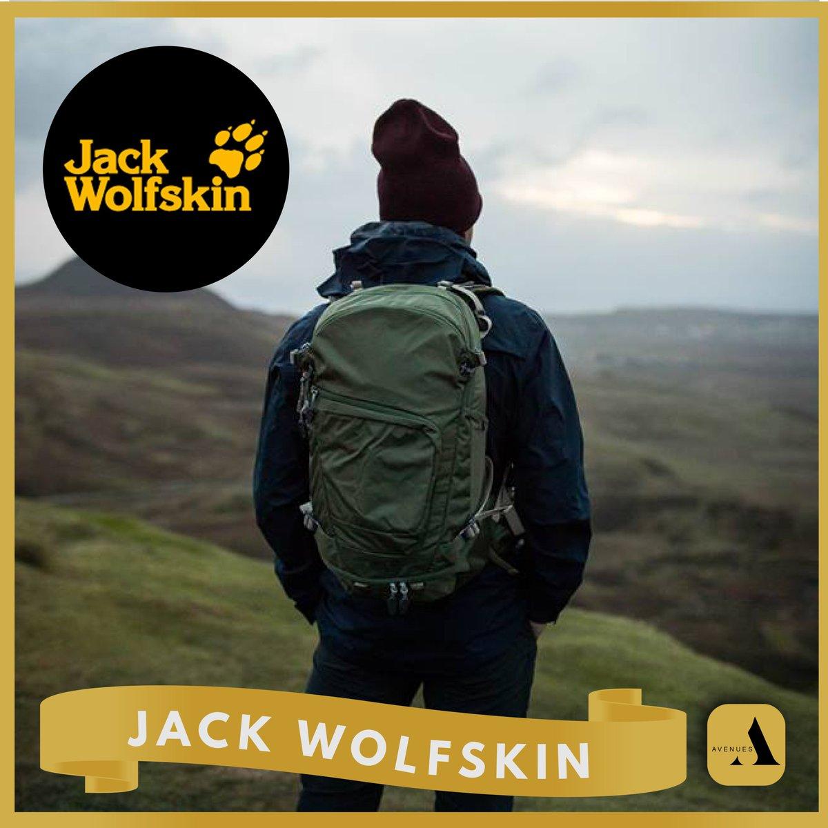 jack wolfskin hashtag on Twitter