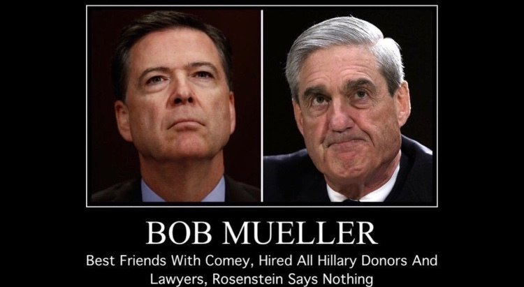 If someone stacks the deck against you, you don't trust them do you?  All of Mueller's co-counsels are liberals, Clinton donors who hate Conservatives  I don't trust Mueller  Only ethically challenged sheeple believe Mueller is honest or decent. https://t.co/p2cFIwtpw4