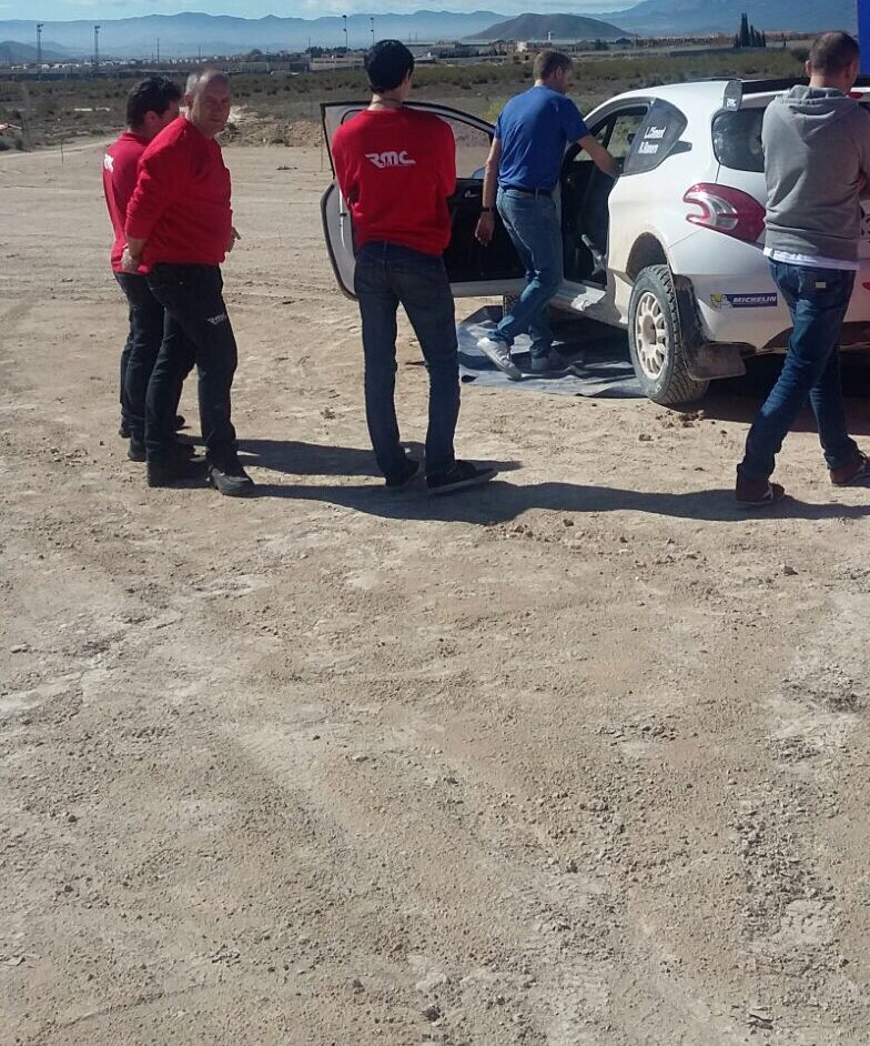 CERT: VII Rallye Tierras Altas de Lorca [9-10 Marzo] DXwr8kVX4AELsFE