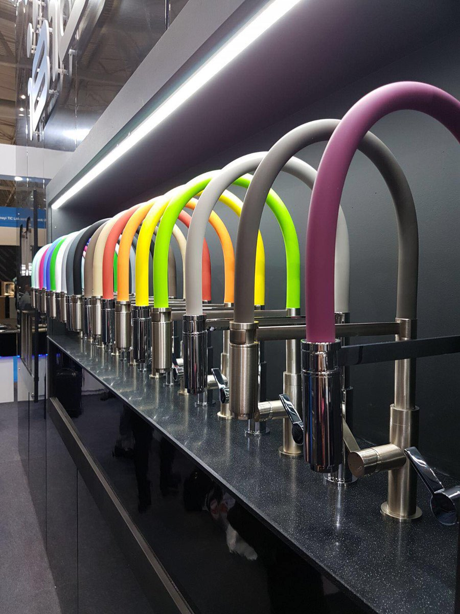 From metallics to multi-coloured...which one would you choose? @kbblive #kbb18