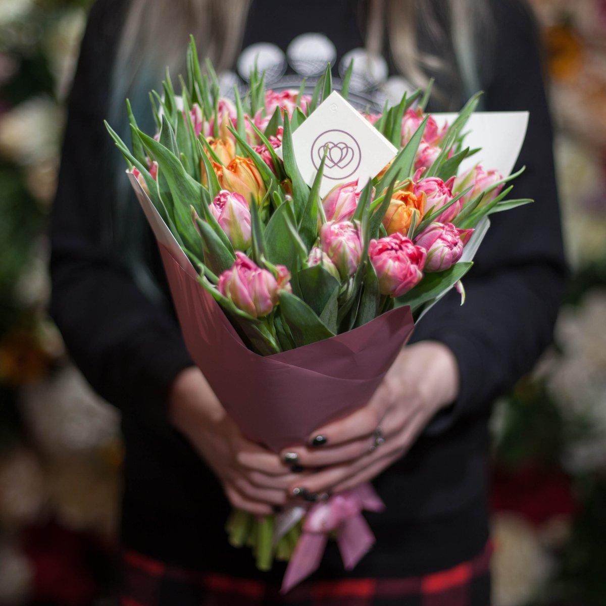 фото весны тюльпаны