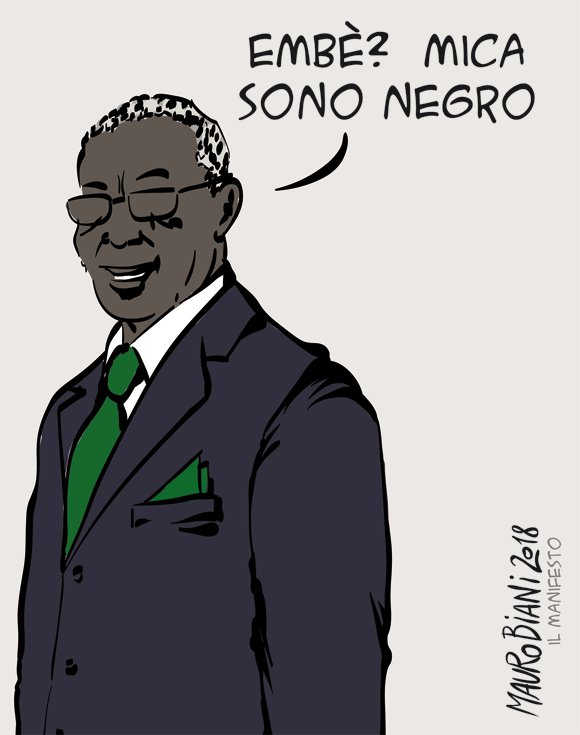 #Lega #senatore Embè? Per @ilmanifesto h...