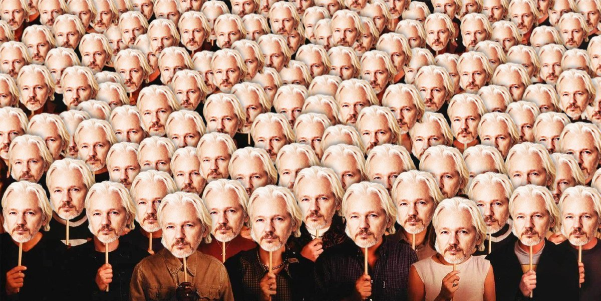 Being Julian Assange (long read) An in-depth investigative story about the struggle of @WikiLeaks, the Deep State infiltration of the activist community, the strength & vulnerability of the world's leading truth-teller @JulianAssange & a call to action: contraspin.co.nz/beingjulianass…