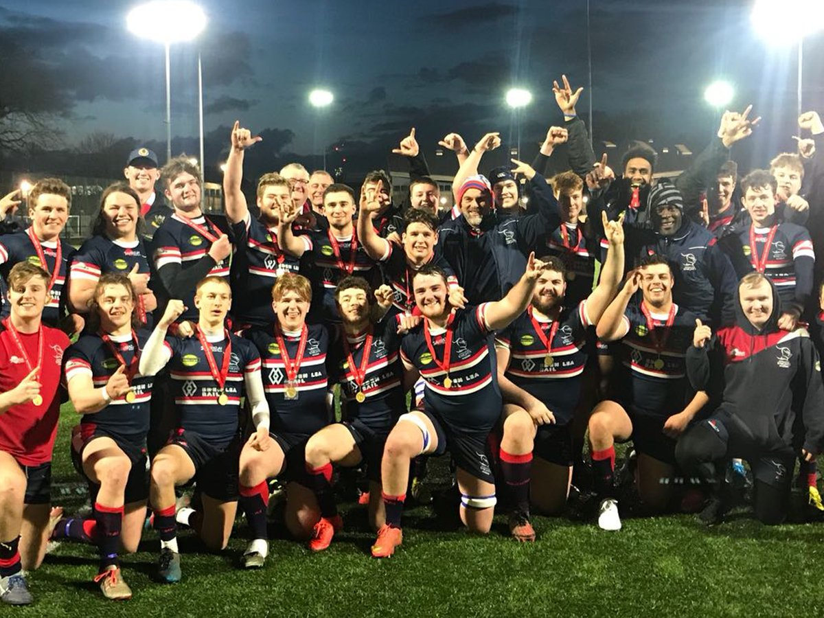 test Twitter Media - A triumphant undefeated league winning season and back to back BUCS conference plate competition winners!  A huge congratulations to The Doncaster Knights Acadamy from all at Samurai!  @DoncasterKnight  @DonnyCollege @HESportUCD  #WinnersWearSamurai #Teamwear #SamuraiFamily https://t.co/gZPV0fIQjy