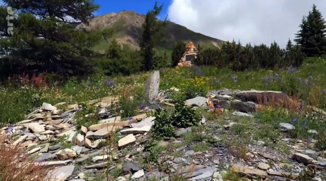 ... alpin du Lautaret  GardenSajf créé en 1899, était hier dans