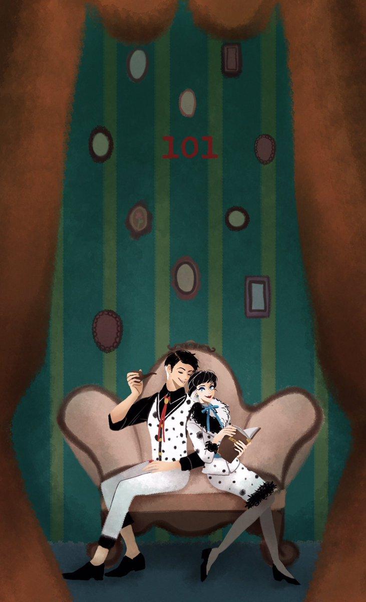 Moso 101匹わんちゃん ポンゴ パディータ リクエストありがとうございました リプ来たキャラを擬人化する