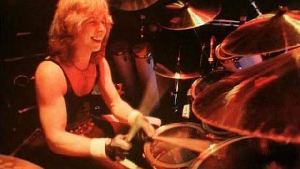 Happy 61th Birthday RIP CLIVE BURR (1957-2013) Gone, but not forgotten