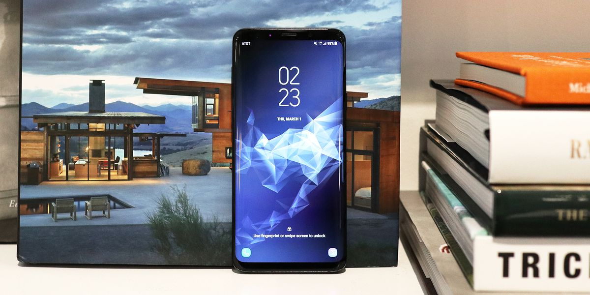 The Samsung Galaxy S9 and Galaxy S9+, Reviewed popm.ch/BWHaPS3