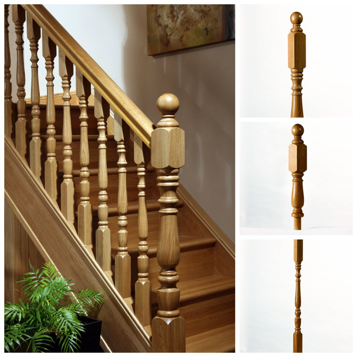 A Large Variety Of Newel Posts And Post Caps This Is Stairparts Collection That Oozes Staircase Taste Design Https Goo Gl Wbfeva