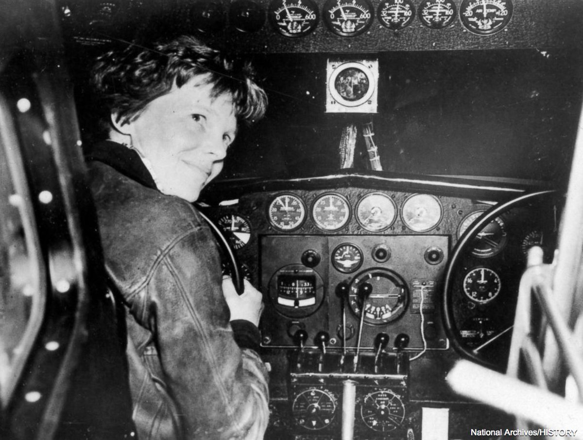 Bones found on remote South Pacific island may belong to Amelia Earhart, study says. https://t.co/BypDXCaMgT