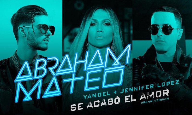 ¡Apunta! @AbrahamMateo y @JLo colaboran en la que puede ser la canción del verano. https://t.co/Nn3aH2Oeas
