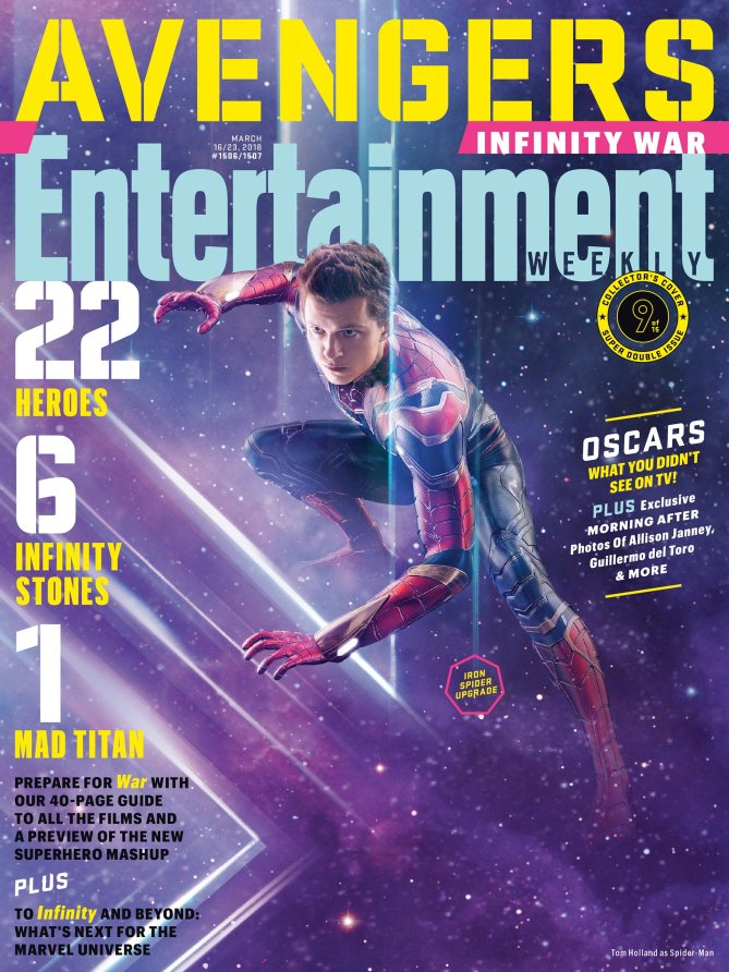 Check out the all-new @EW covers for #Avengers #InfinityWar. (9-12) Read more: https://t.co/vRcAg3snah https://t.co/ynWt11GRVy