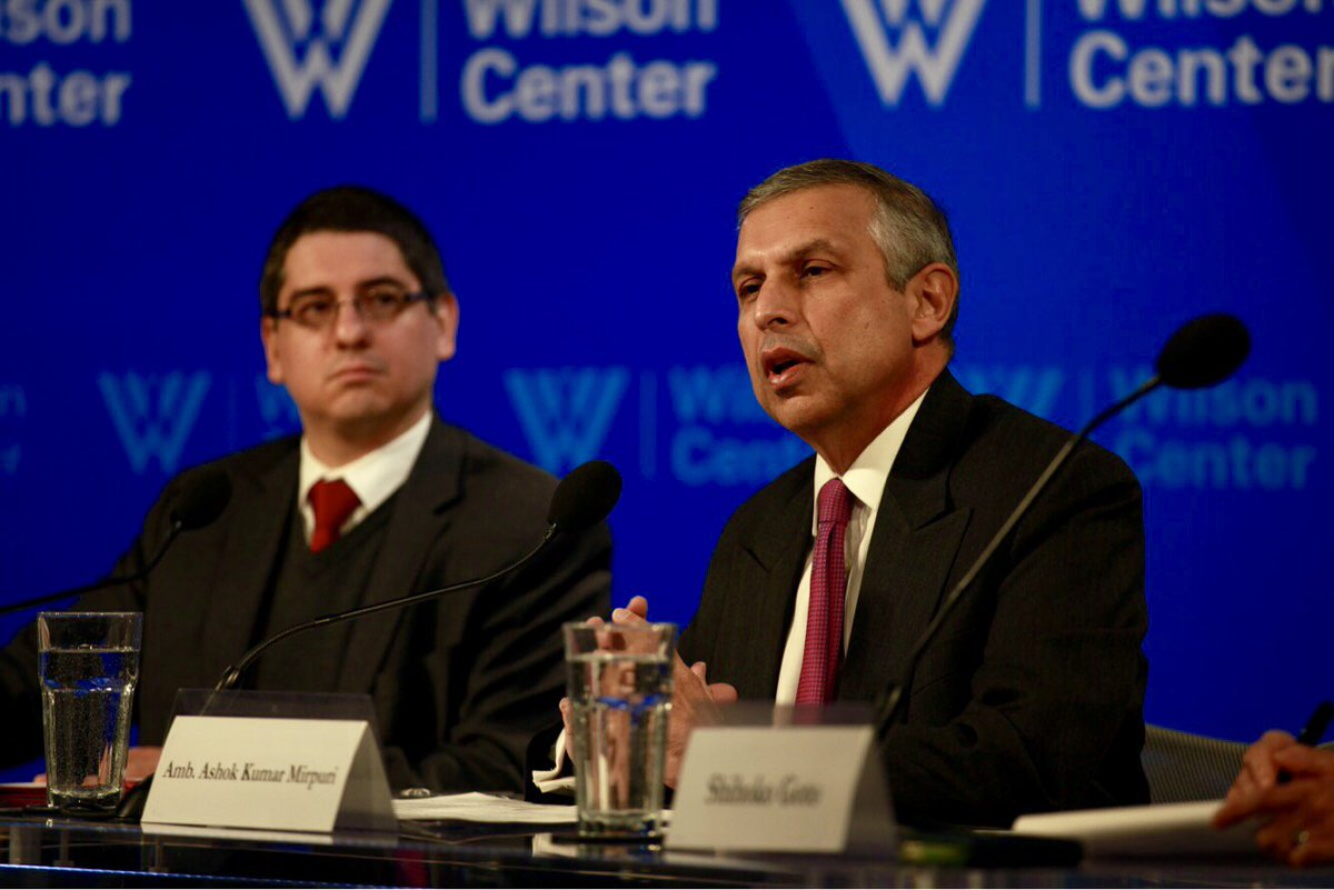 """Many thanks to our panelists at yesterday's """"The Comprehensive and Progressive Trans-Pacific Partnership: Implications for #GlobalTrade"""" w/ @TheWilsonCenter @CanadaInstitute @AsiaProgram @MexicoInstitute Missed the discussion? Watch the recap here: ht.ly/UlPH30iPtMj #tpp"""
