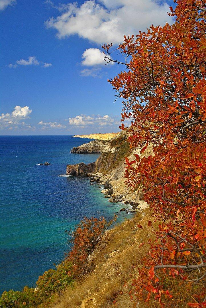 временем база море крыма в октябре фото самые элементарные