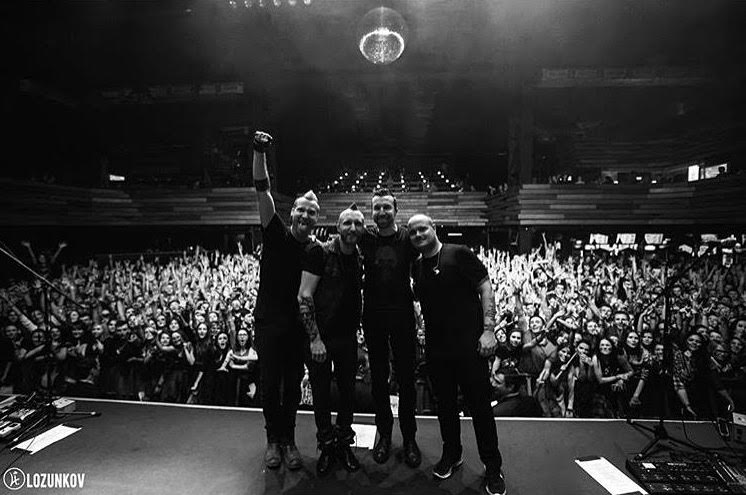 #TBT 2016 Europe Tour. Europe, you know how to Rock!!!