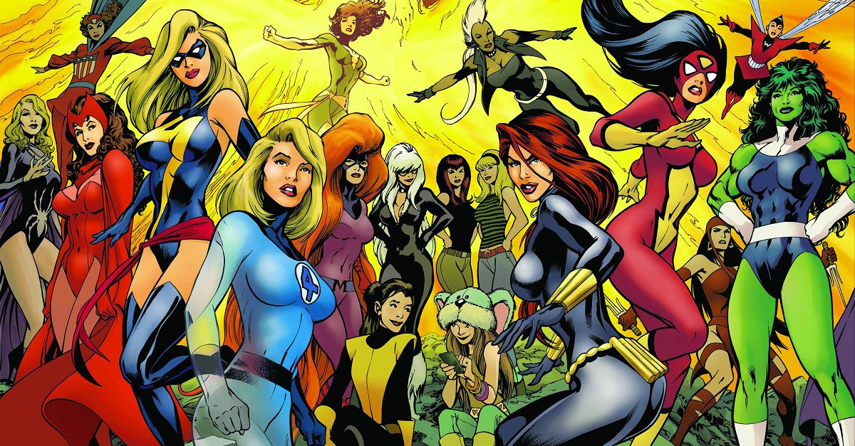Reloaded twaddle – RT @TheRealStanLee: In honor of #InternationalWomensDay we bring you 10 Of The M...