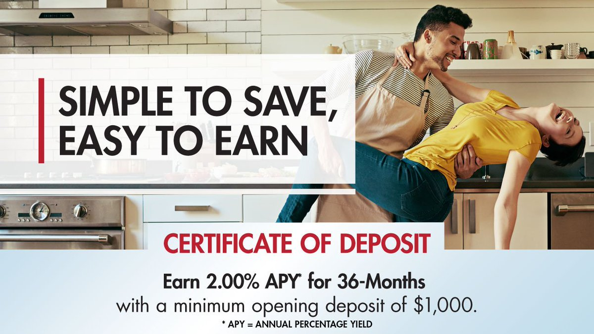 Tdecu tdecu twitter a certificate of deposit now with 200 apy on a 36 month commitment plus you can bump up your rate in the future 1betcityfo Gallery