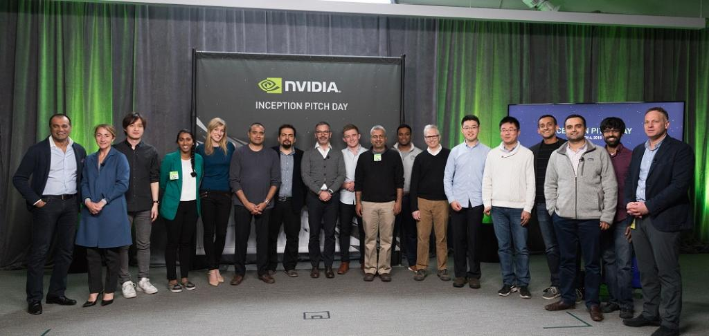 Of the 12 #AIstartups who presented, here are the six finalists who will go on to present at the Inception Awards at #GTC18: nvda.ws/2HhREh7