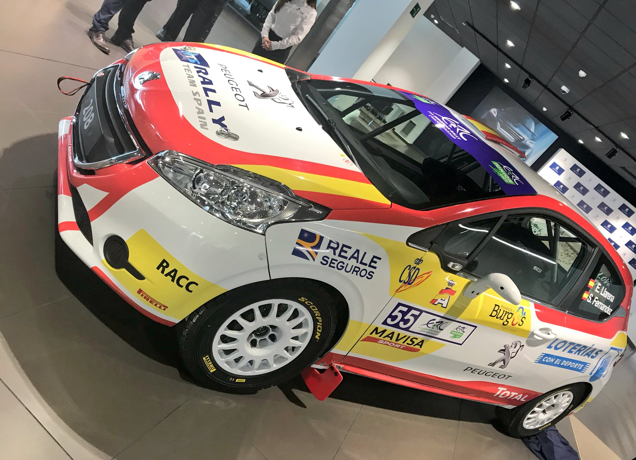 FIA European Rally Championship: Temporada 2018 - Página 4 DXyDMDGWsAA6Q7B