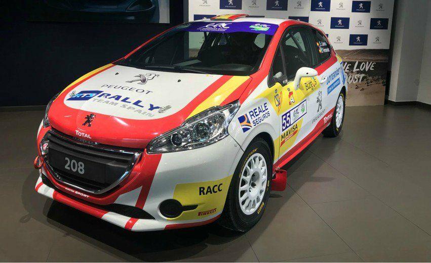 FIA European Rally Championship: Temporada 2018 - Página 4 DXyDMz7XUAEb2MW