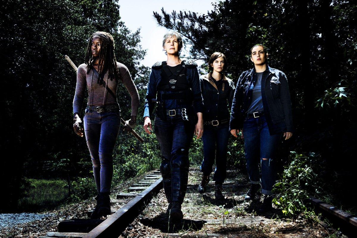 We're proud of our #WalkingDead women EV...