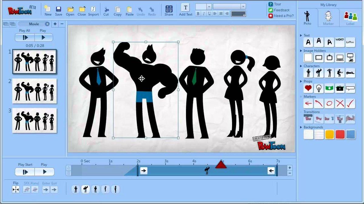 Aprendiendo a crear un video demostrativ...