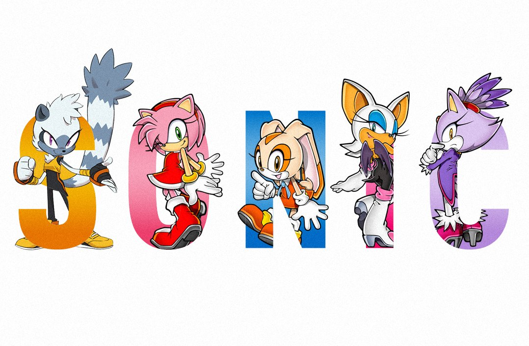 Happy #InternationalWomensDay from all of us at Team Sonic! https://t.co/6tXaQZ7cqn