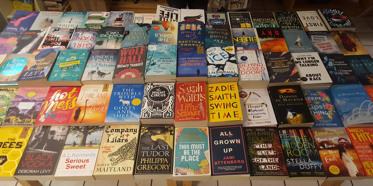 Big Green Bookshop On Twitter So What Do All These Books On Our