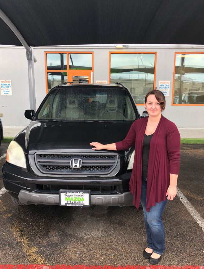 It Will Be Perfect For Her Kids And Photography Business! Thank You For  Choosing Roger Beasley Mazda Central. Joe McMaster, Roger Beasley Mazda  Central, ...