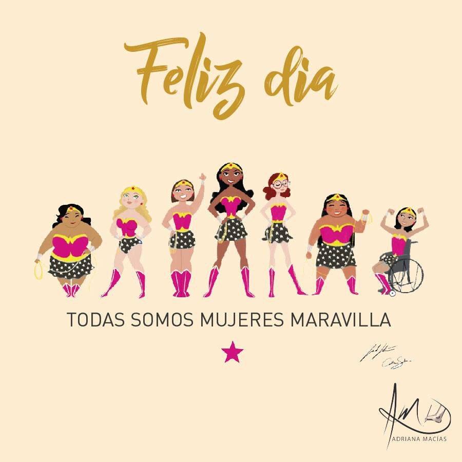 Adriana Macias On Twitter Mas Que Un Feliz Dia De La Mujer Hoy Quiero Desear Mas Felices Mujeres Siempre Mi vida, deseo que pases un lindo día de la mujer. quiero desear mas felices mujeres