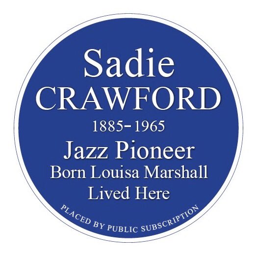 You could not find a more international woman than #jazzpioneer Sadie Crawford from Fountain Road #Tooting who performed all over the world at the dawn of the jazz age On 16th June we celebrate her achievement with a historic plaque #FirstLadySadie #LostWomenOfBritishJazz