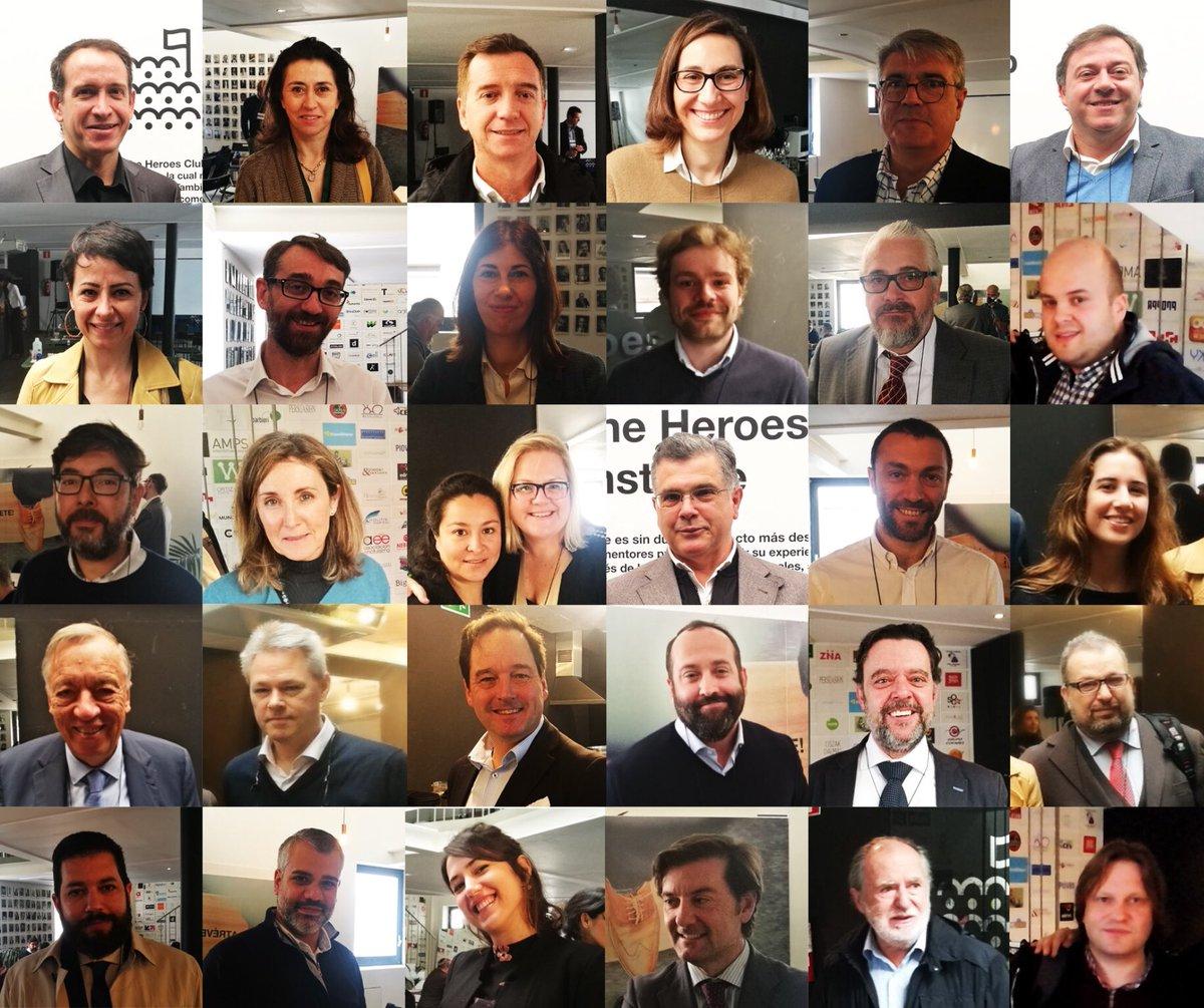 Todos los participantes en #TheHeroesClubInvestorDay @the_heroes_club el pasado martes con @zarpamos_com #AceleradoraStartups: https://t.co/8BhCpwEoRI #SectorBiosanitario #eHealth y los cuatro proyectos presentados @patrickgberry @fittingpup @healthsens y @AmadixDx https://t.co/MJVVqkKpyJ