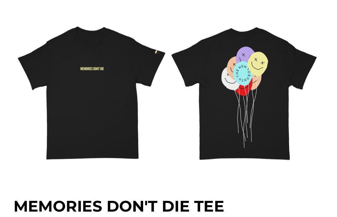Dropped New Merch! Check it out! foreverumbrella.com/collections/ne…