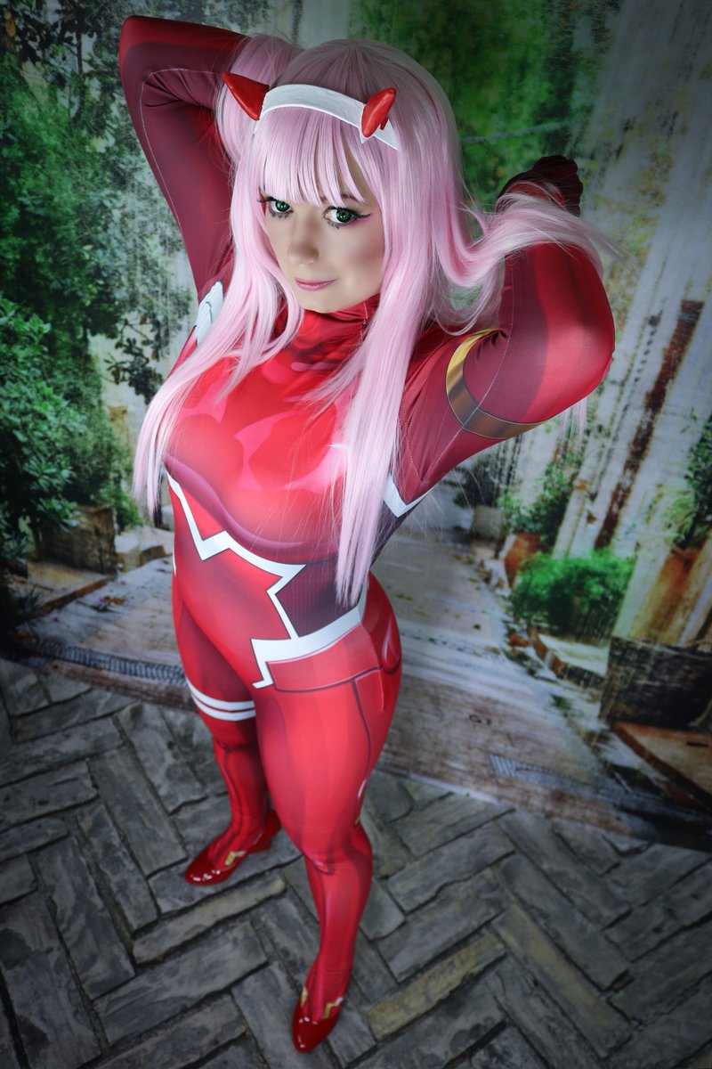 Lysande Winterbreak On Twitter First Zero Two Picture With