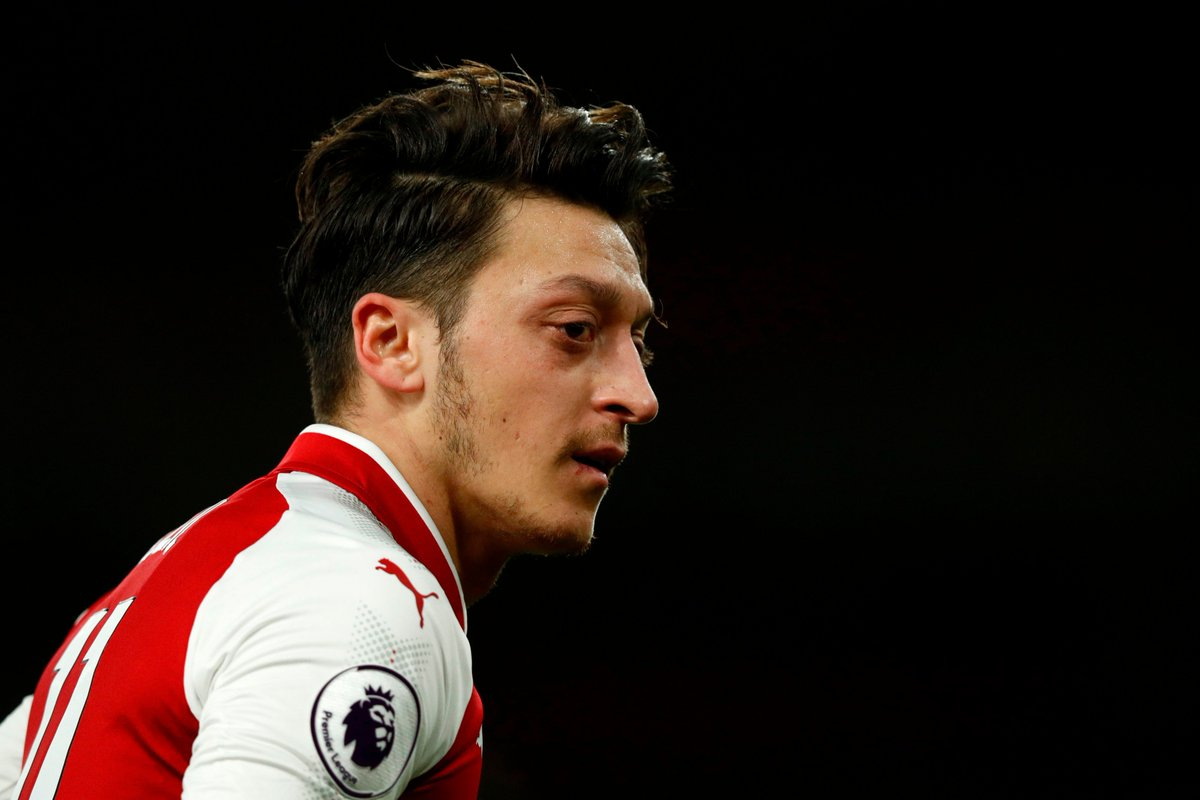Optajoe On Twitter 100 Mesut Zil Has Now Been Directly Involved