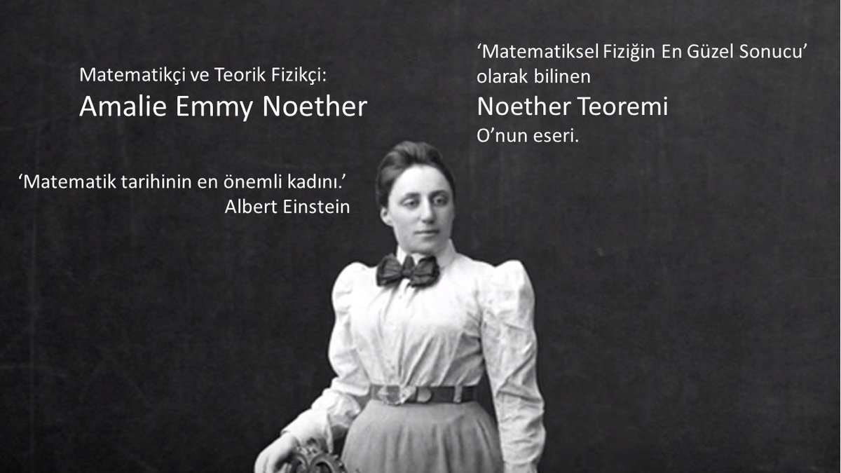 the life of emmy noether and her work in the field of mathematics In the other, four more panels tell the story of noether's life and work cheng has dedicated the most recent phase of her career to working on the edge of strange intersections with mathematics in this context, she embraces her role as the scientist in residence at hotel emc2 because it underscores her mission to take mathematics to wider.