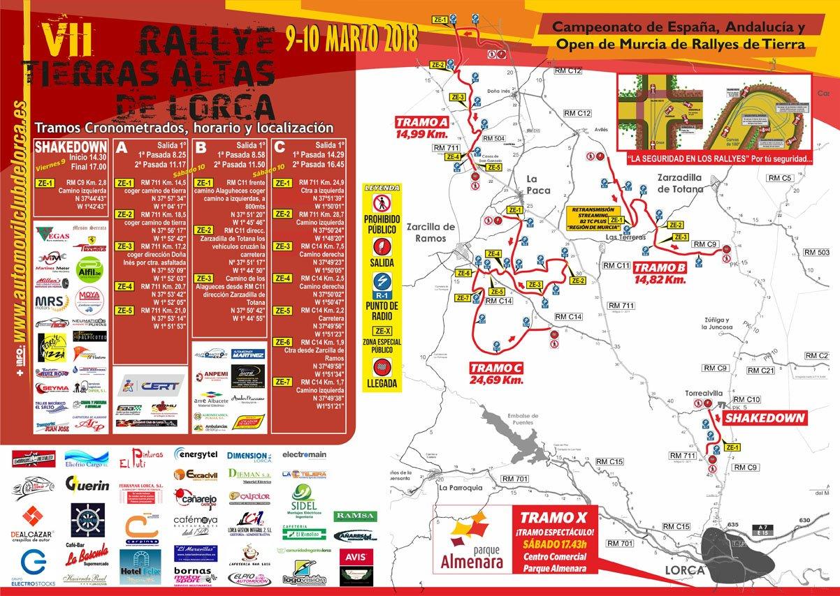 CERT: VII Rallye Tierras Altas de Lorca [9-10 Marzo] - Página 2 DXydWKgXUAAQG5N