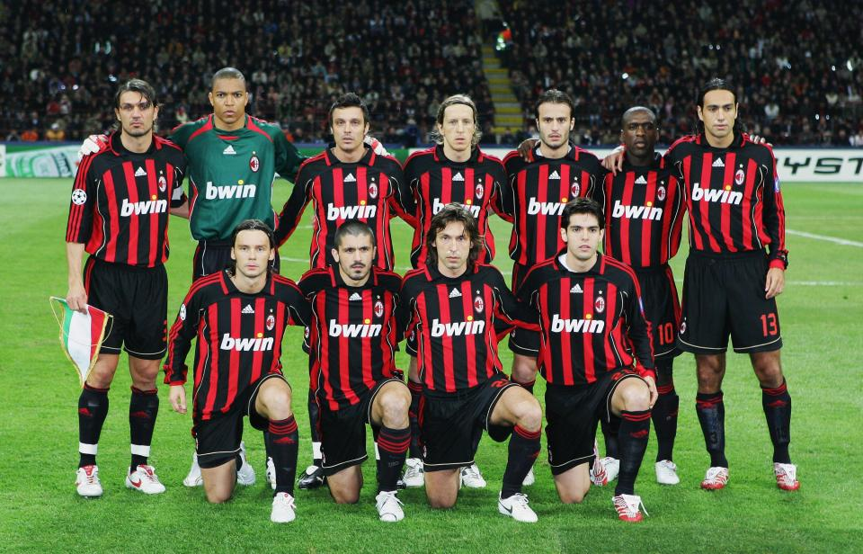Coral on twitter throwback to when ac milan were good at football voltagebd Image collections