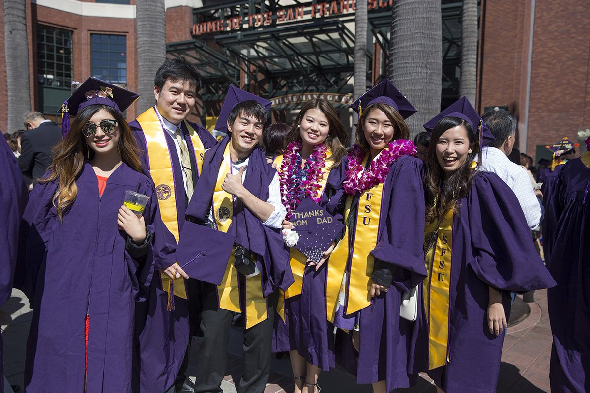 Sf State On Twitter Hey Graduating Gators Dont Forget That