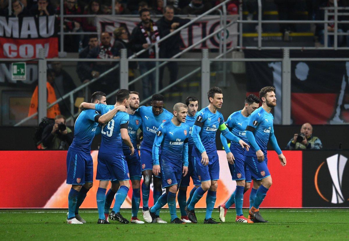 Ставки на матч Милан – Манчестер, Лига чемпионов 2018